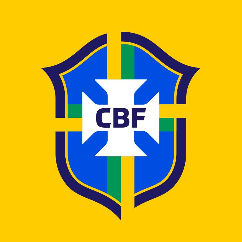 9858b7d04060 De acordo com a entidade que rege o futebol brasileiro, o novo escudo foi  lançado para modernizar a marca. O desenho do logotipo praticamente foi  mantido, ...